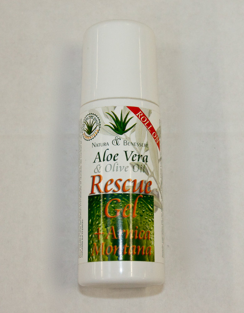 Rescue Gel Aloe,oil,arnica