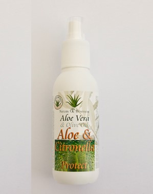 Aloe & Citronella Protect spray 100ml